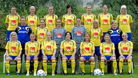 07女足世界杯瑞典女足主场球衣