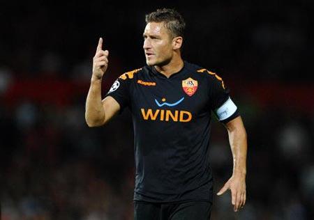 07-08赛季罗马第二客场球衣