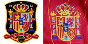西班牙国家队新队徽