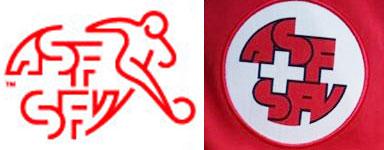 瑞士足协新标志