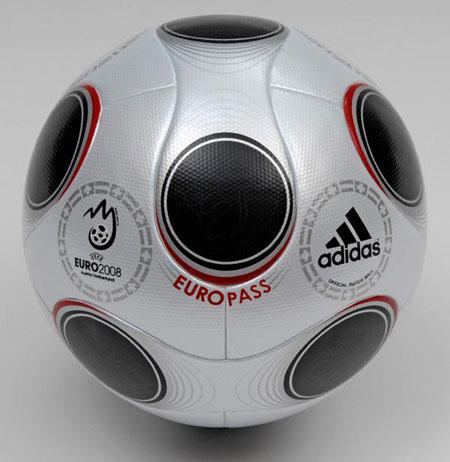 2008欧洲杯官方比赛用球