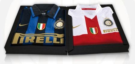 国际米兰百年庆典球衣©kitstown.com