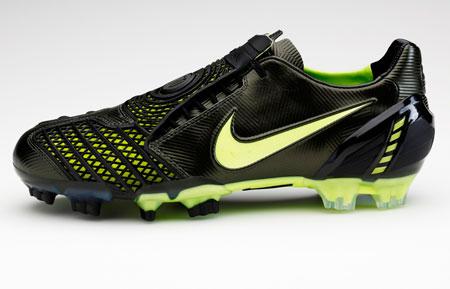 Nike T90 laser II 足球鞋