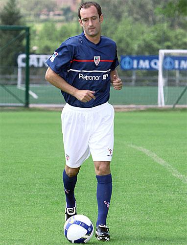 毕尔巴鄂竞技08-09赛季客场球衣