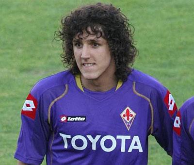 佛罗伦萨08-09赛季主场球衣