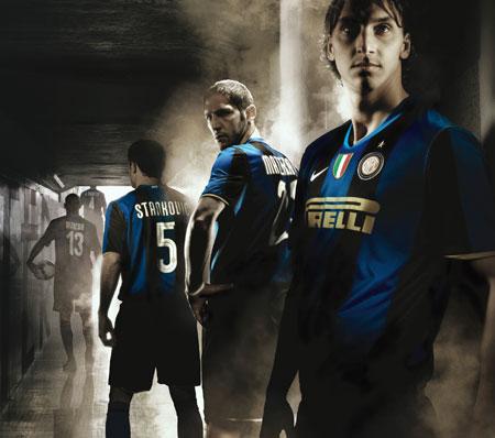 国际米兰08-09赛季主场球衣(c)球衫堂