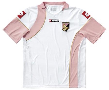 巴勒莫08-09赛季客场球衣