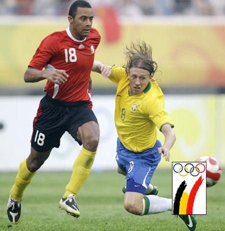 比利时国奥队2008奥运会主场球衣