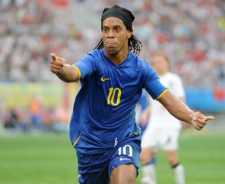 巴西国奥队2008奥运会客场球衣