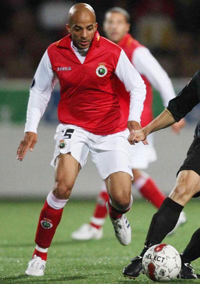 桑坦德竞技08-09赛季欧战客场球衣