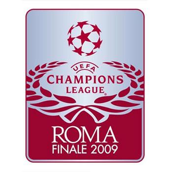 08-09赛季欧洲冠军联赛决赛徽标