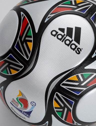 Kopanya——2009南非联合会杯官方比赛用球