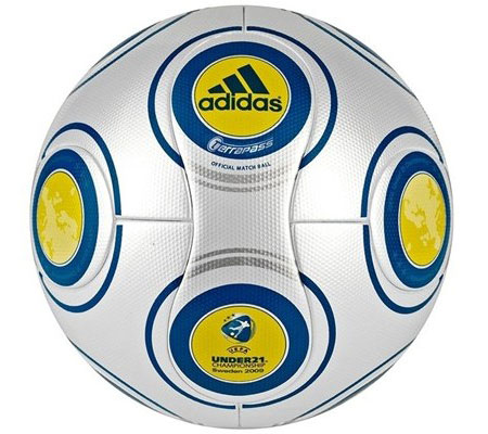 2009年U-21欧锦赛官方比赛用球