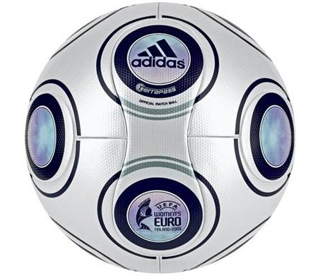2009年女足欧洲杯官方比赛用球