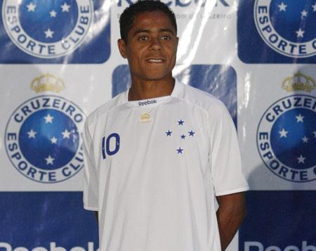 克鲁塞罗2009赛季主客场球衣正式发布