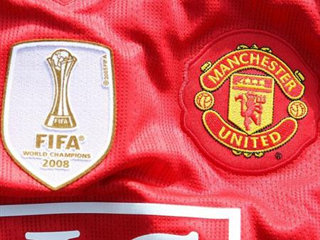 国际足联授予曼联世界冠军徽章