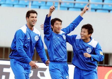 深圳2009赛季主场球衣