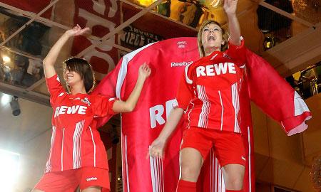 科隆09-10赛季主场球衣