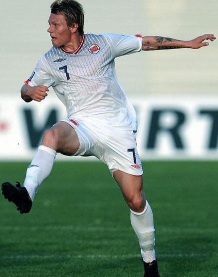 挪威国家队09-10赛季客场球衣