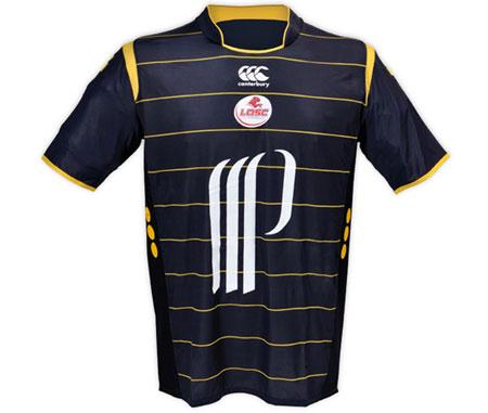 里尔09-10赛季主客场球衣