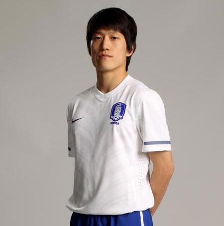 韩国国家队2010世界杯新款客场球衣 © kitstown.com 球衫堂