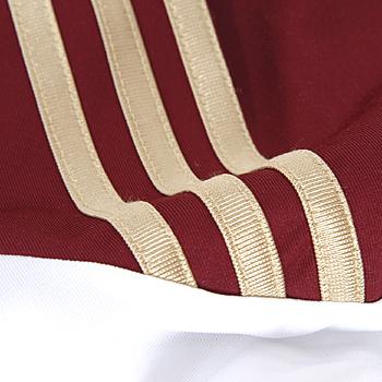 俄罗斯国家队2010-11赛季新款客场球衣 © kitstown.com 球衫堂