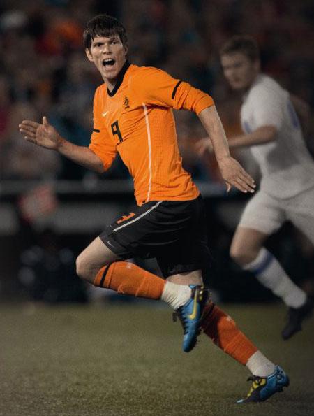 荷兰国家队2010世界杯主场球衣 © kitstown.com 球衫堂