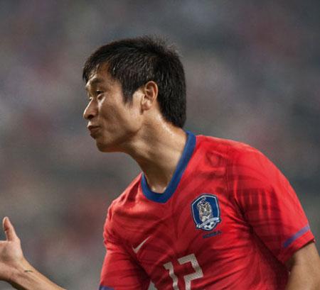 韩国国家队2010世界杯主场球衣 © kitstown.com 球衫堂