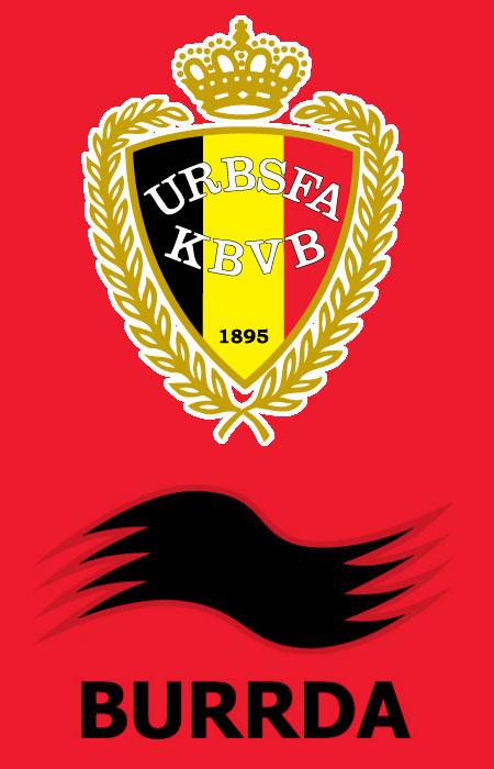 比利时国家队与BURRDA签约4年 © kitstown.com 球衫堂