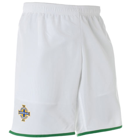北爱尔兰国家队2010-12赛季主场球衣 © kitstown.com 球衫堂