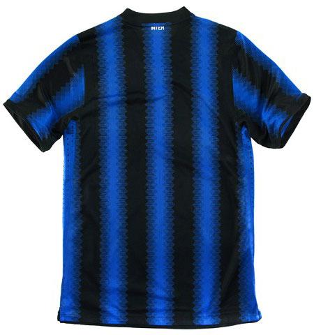 国际米兰2010-11赛季主场球衣 © kitstown.com 球衫堂