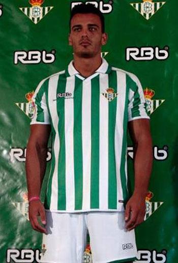 皇家贝蒂斯2010-11赛季主客场球衣 © kitstown.com 球衫堂