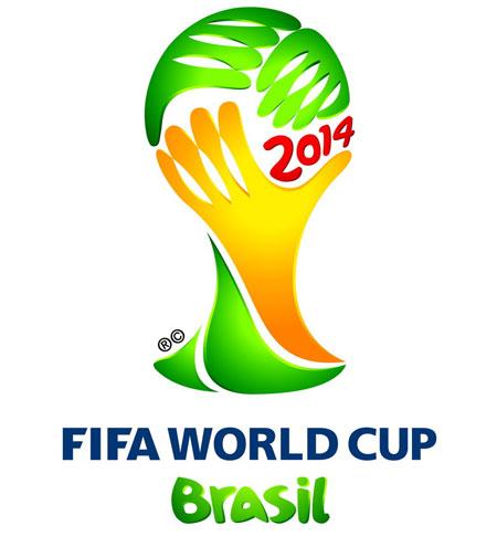 2014巴西世界杯会徽正式公布 © kitstown.com 球衫堂