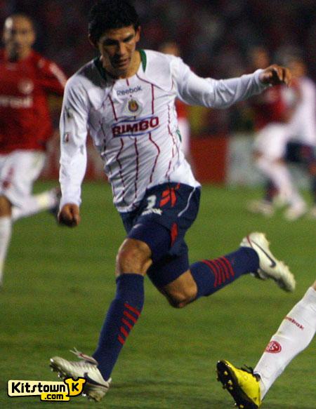 瓜达拉哈拉2010-11赛季客场球衣 © kitstown.com 球衫堂