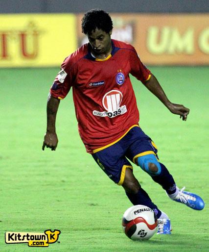 巴伊亚2010-11赛季第二客场球衣 © kitstown.com 球衫堂