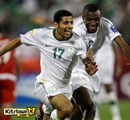 沙特阿拉伯国家队2011亚洲杯主场球衣 © kitstown.com 球衫堂