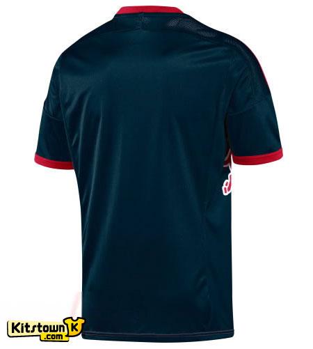 纽约红牛2011赛季客场球衣 © kitstown.com 球衫堂