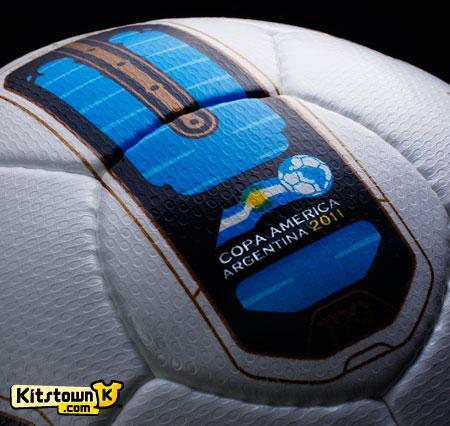 2011美洲杯官方比赛用球发布 © kitstown.com 球衫堂