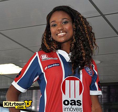 巴伊亚2011赛季主客场球衣 © kitstown.com 球衫堂