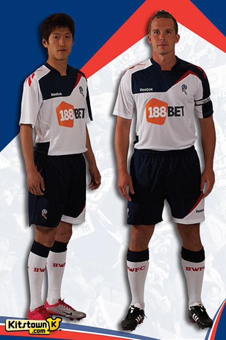 博尔顿2011-12赛季主场球衣 © kitstown.com 球衫堂