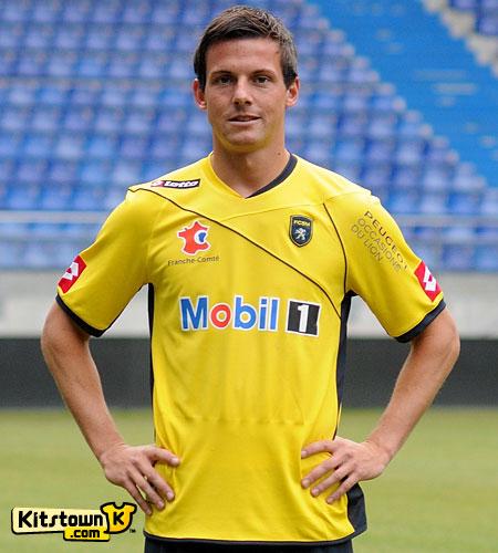索肖2011-12赛季主场球衣 © kitstown.com 球衫堂