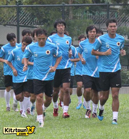 耐克成为香港代表队官方合作伙伴 © kitstown.com 球衫堂