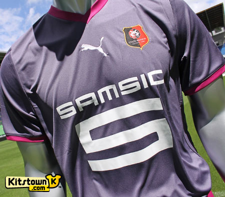 雷恩2011-12赛季第二客场球衣 © kitstown.com 球衫堂