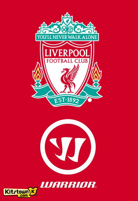 利物浦与勇士体育签约六年 © kitstown.com 球衫堂