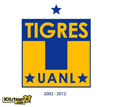 新莱昂州自治大学老虎推出新队徽 © kitstown.com 球衫堂