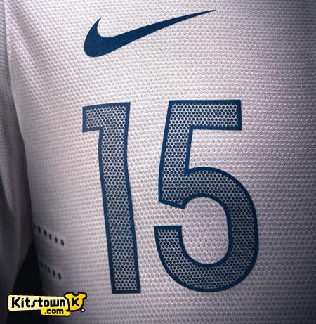 法国国家队2012-13赛季客场球衣 © kitstown.com 球衫堂