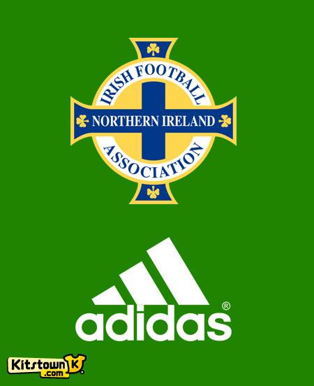 北爱尔兰足协签约阿迪达斯 © kitstown.com 球衫堂