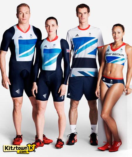 英国国奥队2012奥运会球衣 © kitstown.com 球衫堂