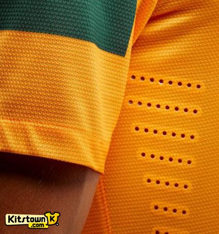 澳大利亚国家队2012-13赛季主场球衣 © kitstown.com 球衫堂