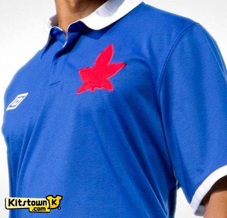 加拿大国家队百年纪念球衣 © kitstown.com 球衫堂